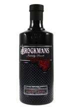 Brockmans Intensely Smooth Premium Gin.