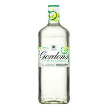 Enjoy Gordon's Crisp Cucumber perfectly mixed with tonic, a slice of lemon and cucumber, and lots of ice.