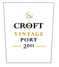 Croft 2011 Vintage Port