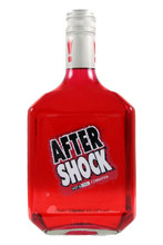 After Shock Red is a cinnamon flavoured liqueur that has proved immensely popular since its introduction and is by far the best selling of the range. After Shock Red is normally drunk as a shooter.