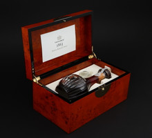Taylor's Single Harvest Port 1863 in it's presentation case.