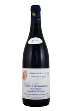 It is an excellent example of Vosne-Romanee, in one word, elegant.