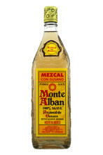 Monte Alban is a beautifully smoky Mezcal.