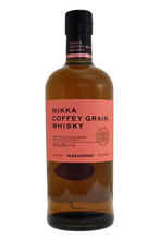 """The Nikka Coffey Grain Whisky is the result of a unique distillation process in """"Coffey"""" type column stills, resulting in this wonderfully exotic single grain whiskey."""