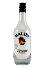 Made in Barbados with natural coconut extract, Malibu can be drunk on the rocks, or with a fruit-based mixer or a carbonated soft drink such as Coca Cola.