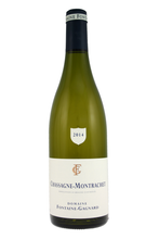 Chassagne Montrachet Blanc Domaine Fontaine Gagnard 2014