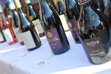 Try your way through a great selection of wines