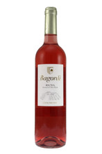 Pale pink, vibrant, clean, bright with a youthful violet like rim.