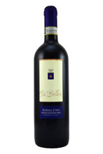 This wine has enticing warm, smoky aromas, with soft round brambly fruit flavours.