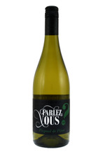 delicate and crisp with hints of citrus fruits.