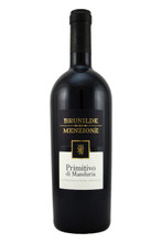 An intense bouquet of dark berry fruits, with blackcurrants, blackberries.