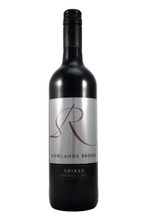 Rich and spicy Shiraz.
