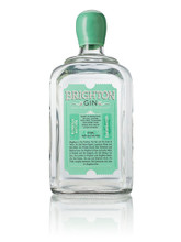 Brighton Gin distilled beside the seaside, is made with 100% British organic wheat spirit, super smooth.