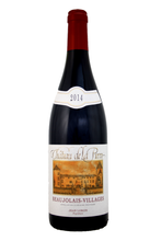 Chateau de la Pierre Beaujolais Villages 2014