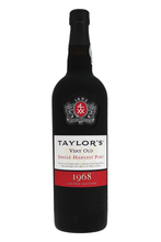 Taylors Very Old Single Harvest Port 1968