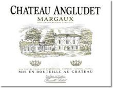 Chateau Angludet 2017