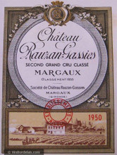 Chateau Rauzan Gassies 2017