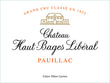 Chateau Haut Bages Liberal 2017