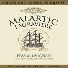 Chateau Malartic Lagraviere 2017