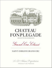 Chateau Fonplegade 2017