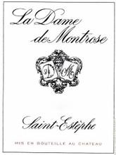 Chateau Montrose Dame de la Montrose 2017
