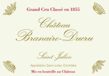 Chateau Branaire Ducru 2017