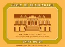 Chateau Ducru Beaucaillou La Croix de Beaucaillou 2017