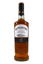 Bowmore Islay Single Malt 12 year Old.