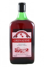 Grenadine adds colour to a multitude of cocktails