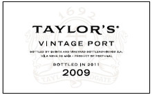 The 2009 is the fourth declaration in a decade. In over three centuries of Taylor's history, a sequence of great vintages like this has been very rare, it is also remarkable that these four years have produced wines so different from one another but all unmistakeably Taylor in style