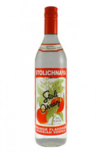 Stolichnaya Ohranj (Orange) Russian Vodka