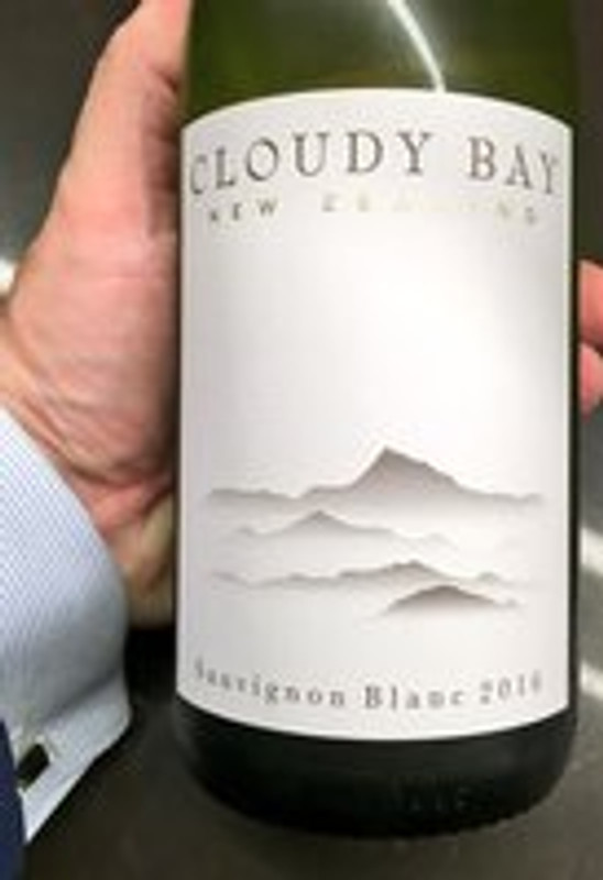 Just Landed - The iconic Cloudy Bay Sauvignon Blanc 2016