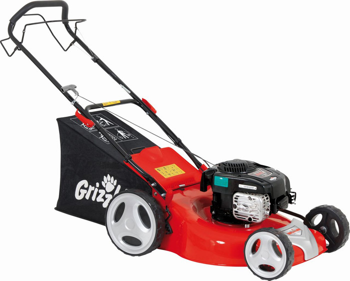 Grizzly BRM51-2BSA 150cc Briggs & Stratton Petrol Lawn Mower