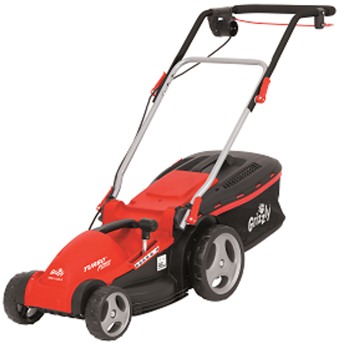 Grizzly ERM 1438 G Electric Lawn Mower