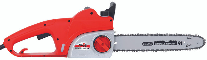 Grizzly EKS 1835-2 QTX Electric Chainsaw
