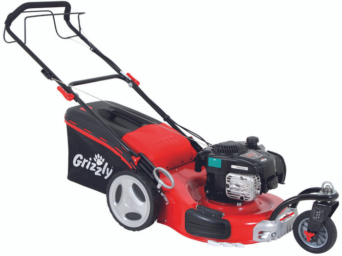 Grizzly BRM51-150BSAT 150cc Petrol Trike Lawn Mower