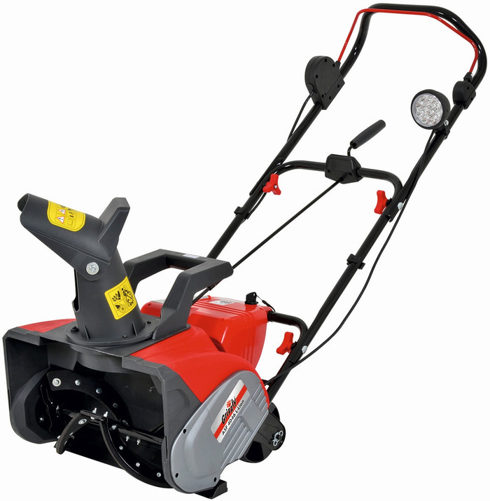 Grizzly ASF4046 40V Battery Snow Thrower & Blower