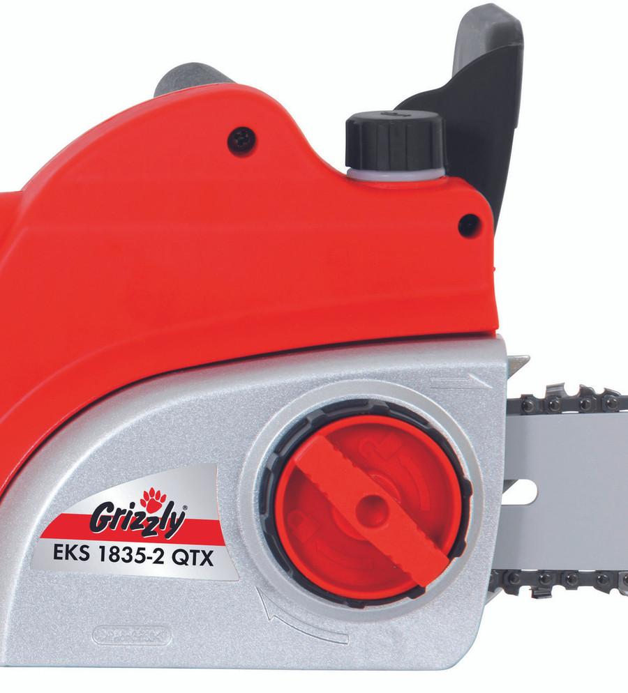 Grizzly EKS 1835-2 QTX Electric Chainsaw