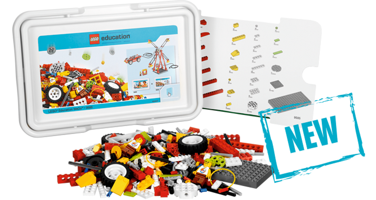 Lego Education Wedo Resource Set Iknowmytoys