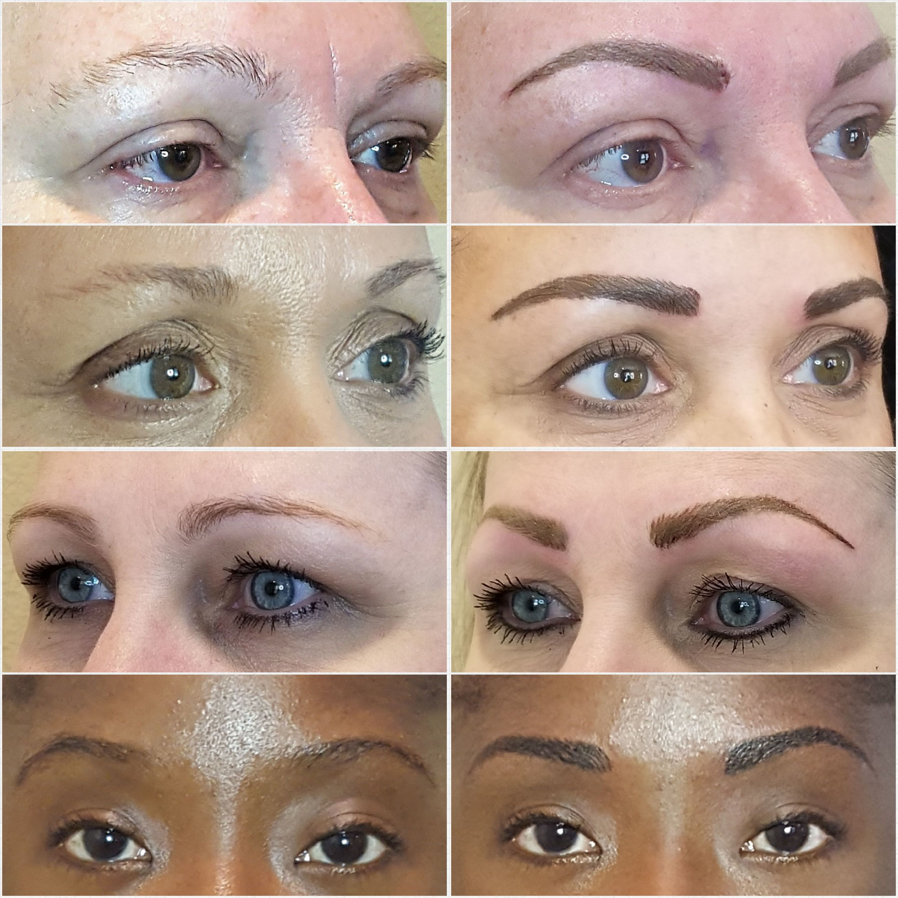 Microblading  SofTap Permanent Makeup Services