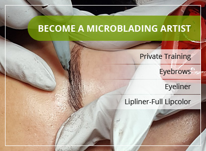 Become a Microblading Artist