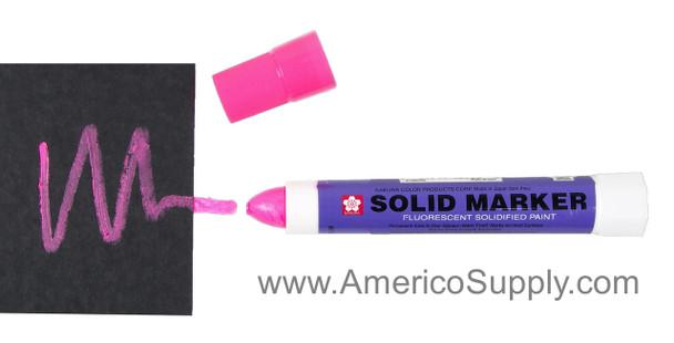 Sakura Solid Paint Marker  XSC-320 FLUORESCENT PINK