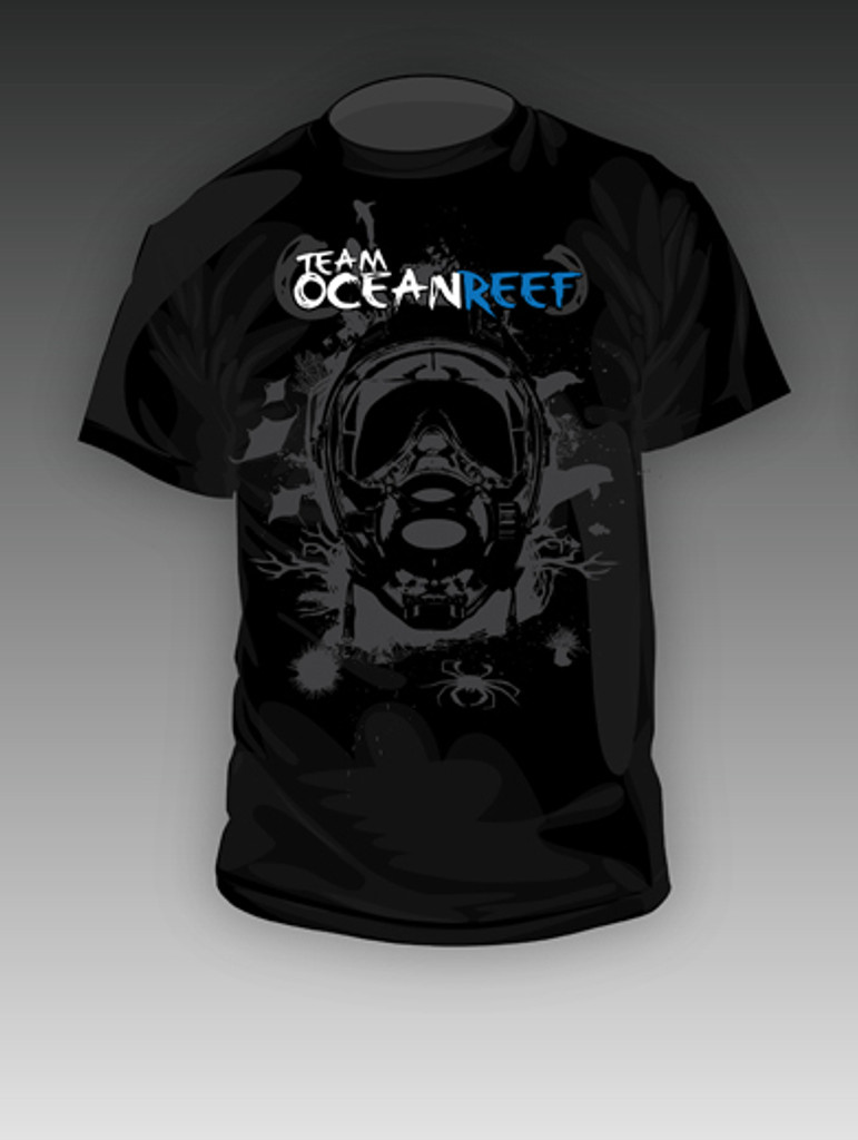T-Shirt Team OceanReef