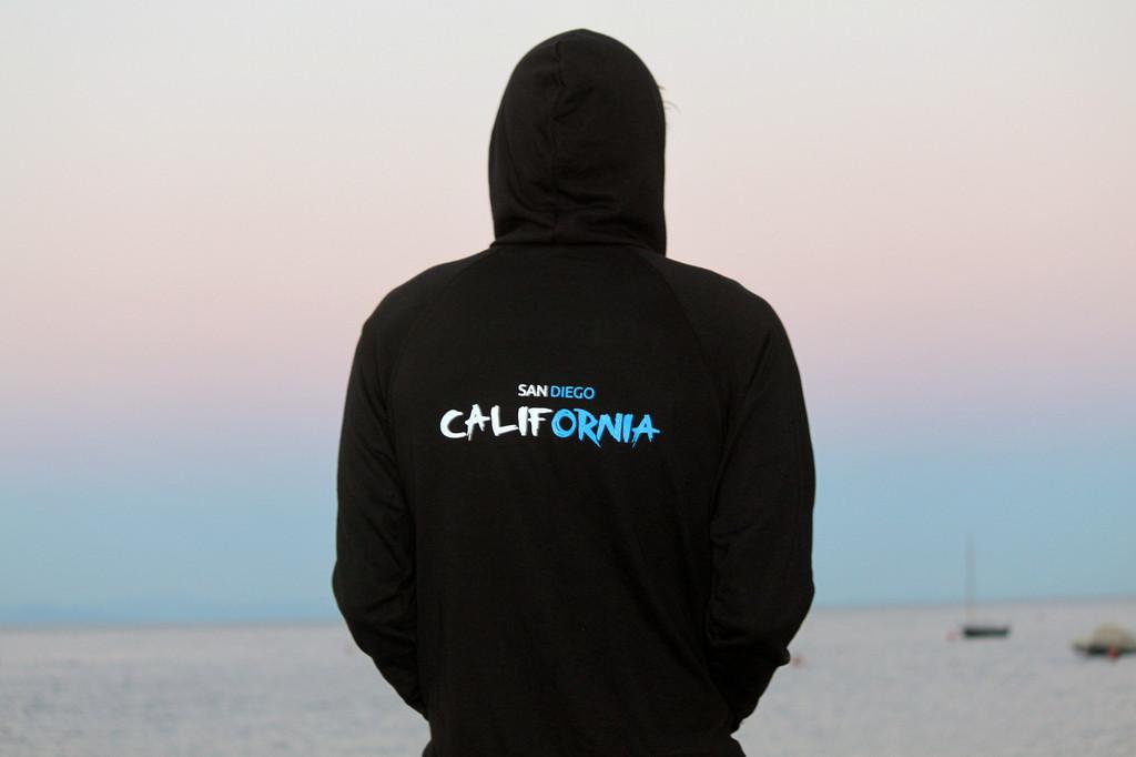 MEN'S Black Team OCEANREEF Sweater