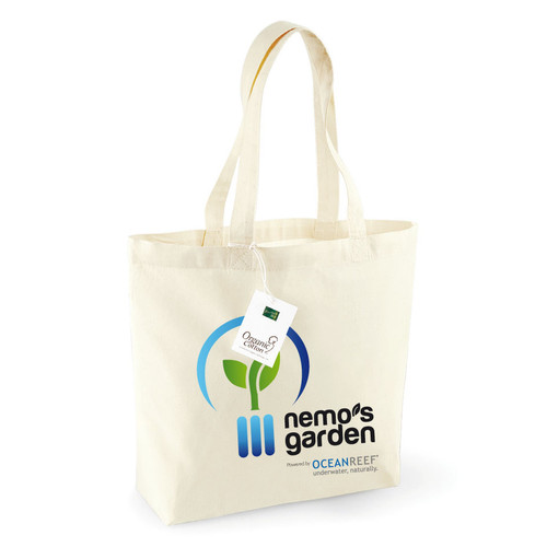 Eco Shopping Bag Nemo's Garden