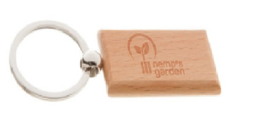 Key Ring - Nemo's Garden