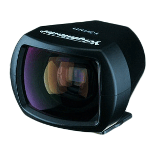 Voigtlander 15mm Viewfinder Black (Plastic)