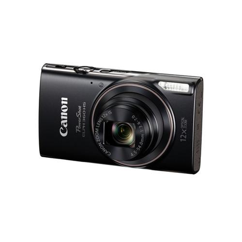 Canon PowerShot ELPH 360HS Black