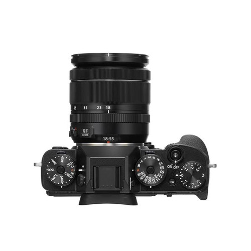Fujifilm X-T2 18-55mm F2.8-4 Kit Black