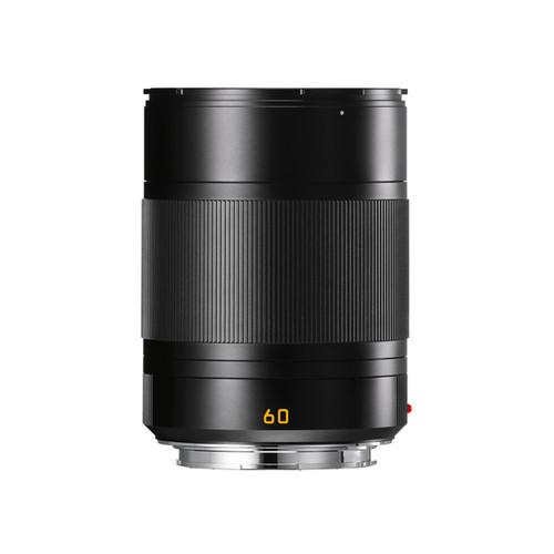 Leica APO-Macro-Elmarit-TL 60mm F2.8 ASPH Black Anodized (11086)